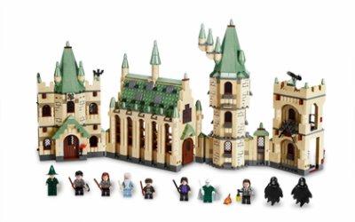 LEGO 4842 : Le château de Poudlard (4ième version)