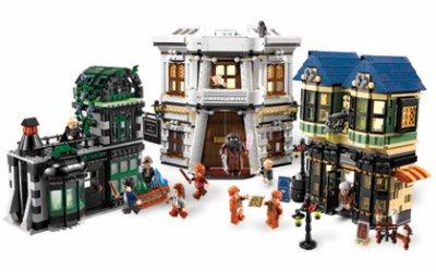 LEGO 10217 : Le chemin de Traverse