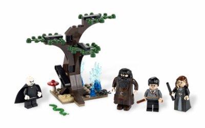 LEGO 4865 : La forêt interdite