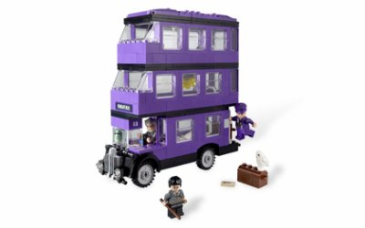 LEGO 4866 : Le Magicobus