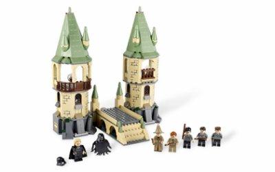 LEGO 4867 : Le château de Poudlard (5ième version)