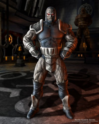 Darkseid Renders