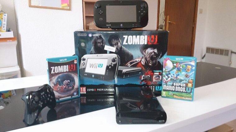 Wii U édition limité Zombie U