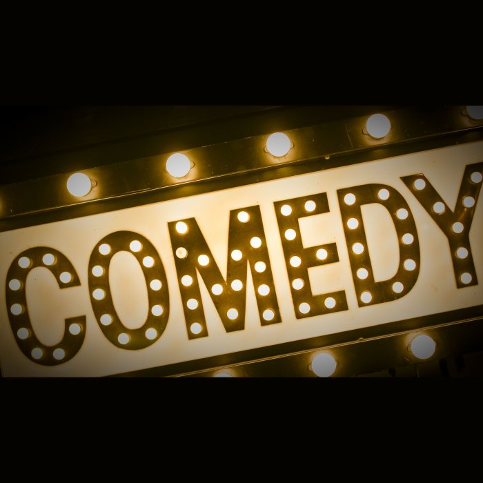 Berlin Comedy in English