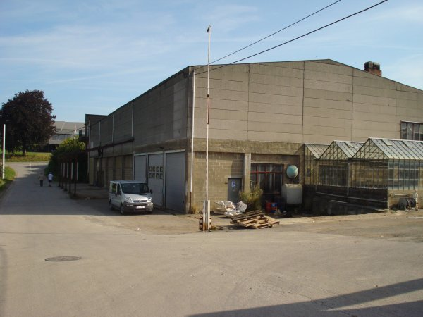 Atelier communal à Dinant