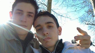 me y amigo