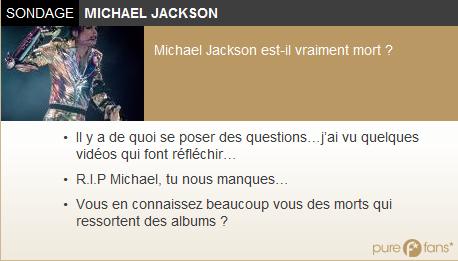 Michael Jackson♥ Est-il vraiment mort ?
