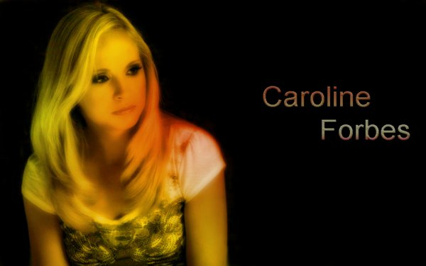 Caroline Forbes ::