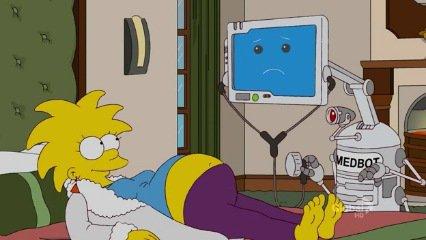 Les Simpson dans le futur! version saison 23