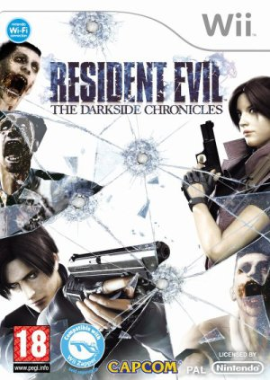 on à testé....resident evil darkside chronicles