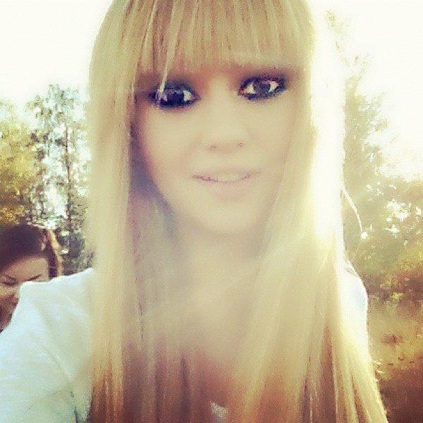 Blonde :D