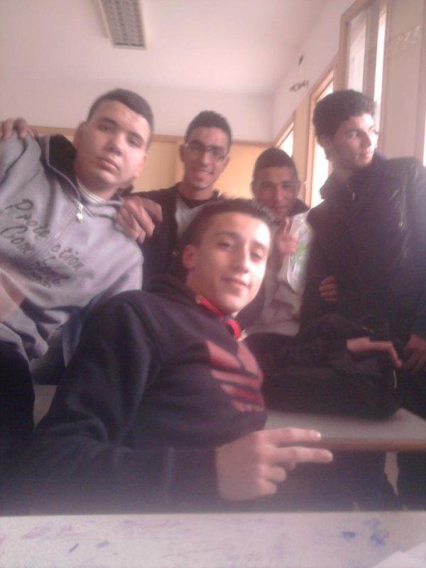 iLyaSs & YoUnEsS & SoHaIb & TaWfI9 & OsSaMa.
