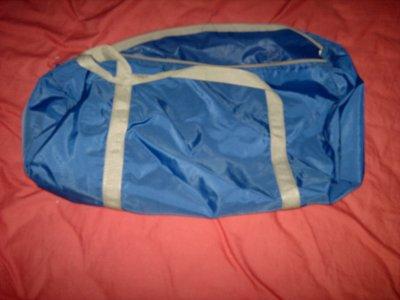 Authentique sac American Apparel bleu