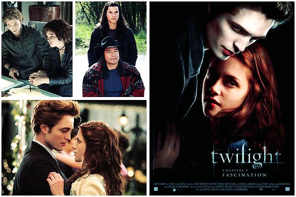 Twilight 1, 2, 3 et 4