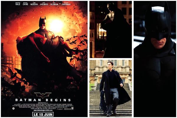 Batman 1 et 2