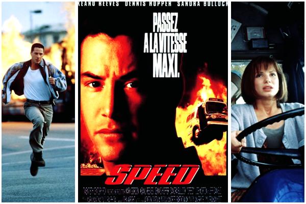 Speed / Speed 2 - Cap sur le danger