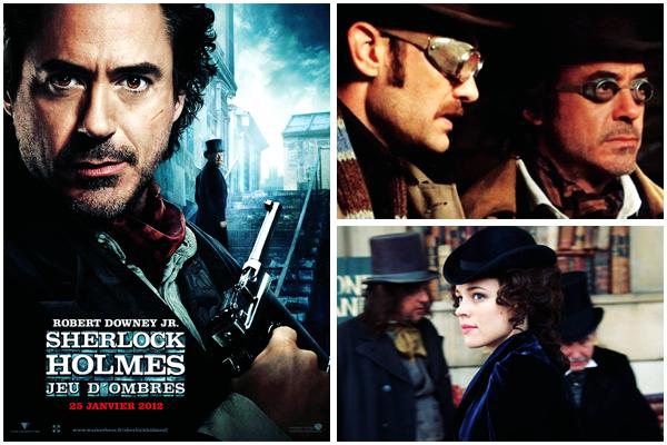 Sherlock Holmes/Sherlock Holmes 2 : Jeu d'ombres