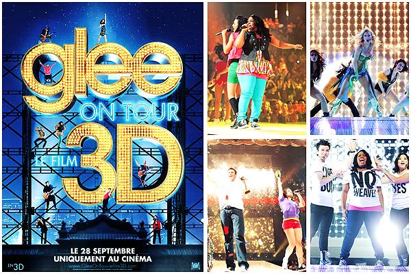 Glee ! On Tour