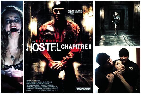 Hostel 1, 2 et 3