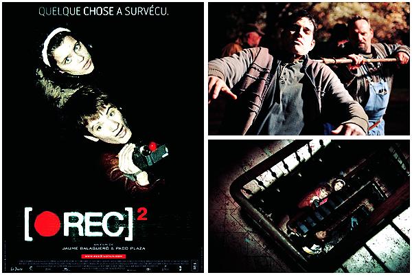 REC 1, 2 et 3