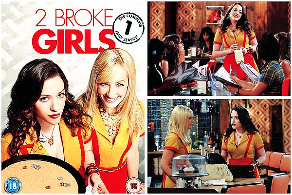 Série ; 2 Broke Girls