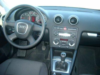 Audi a3 tableau de bord falconcrest69 for Interieur audi a3 2000