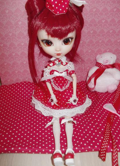 • La magie  des poupées  ça existe et j'en suis la preuve humaine  •