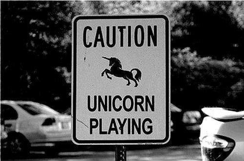Unicorn Time.