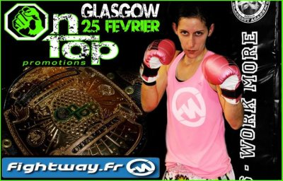 On Top promotions 4 - Glasgow 25/02/12