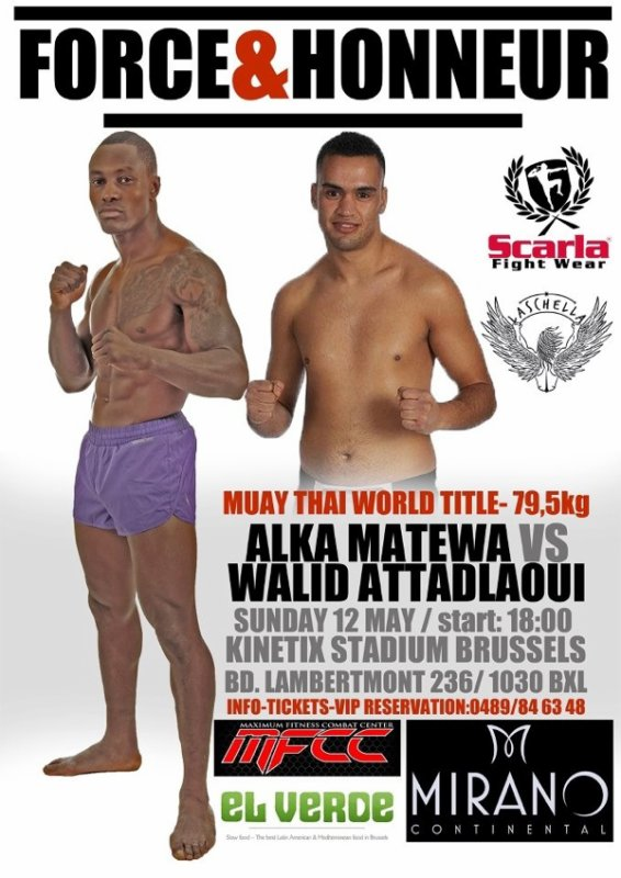 Alka Matewa's next fight: Muay Thaï  world title