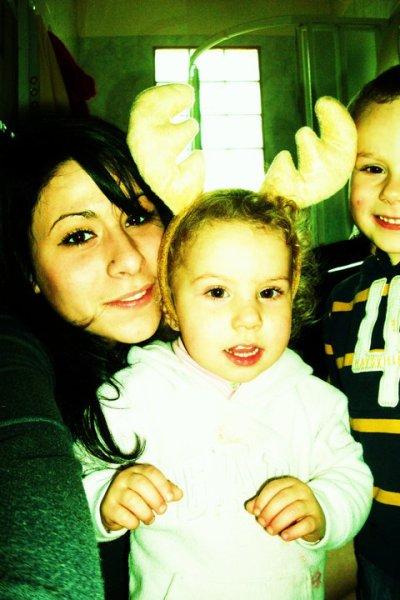 mon neveu ma niece et moi
