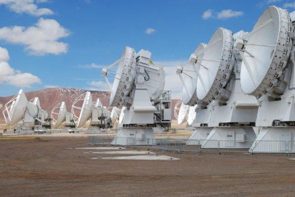 ALMA : le plus grand projet astronomique au monde.