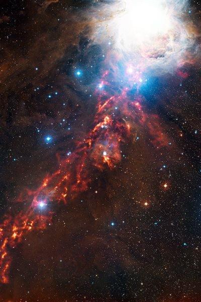 Orion,le secret .