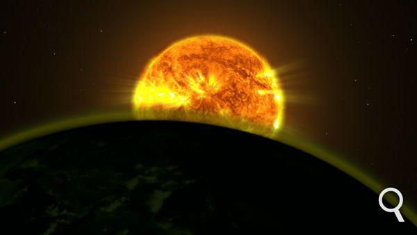 Vidéo : De l'eau dans l'atmosphère de cinq exoplanètes : Hubble confirme