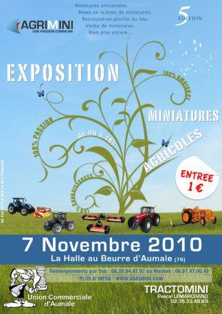 Aumale  2010   l'affiche