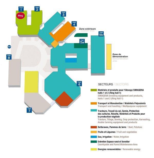 SIMA ( Villepinte ) 20 au 24 Février 2011