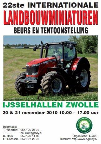 Zwolle 2010   l'affiche