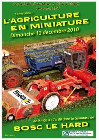 Bosc-le-Hard 2010   l'affiche