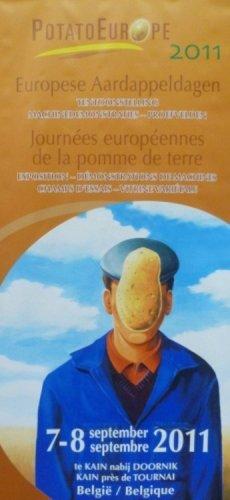 Journées Européennes de la Pomme de Terre, 07-08 Septembre 2011, Tournai ( Belgique )