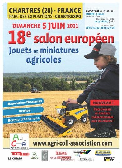 Chartres 2011   l'affiche