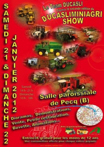 Pecq 2012   l'affiche