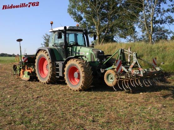 Semis blé 2011