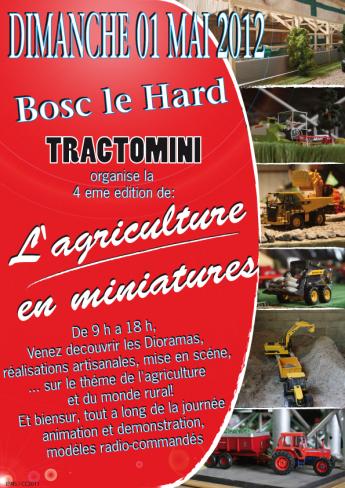 Bosc-le-Hard 2012   l'affiche