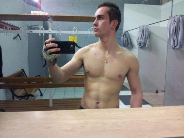 Moi le 13 mars 2012, 67 kg !
