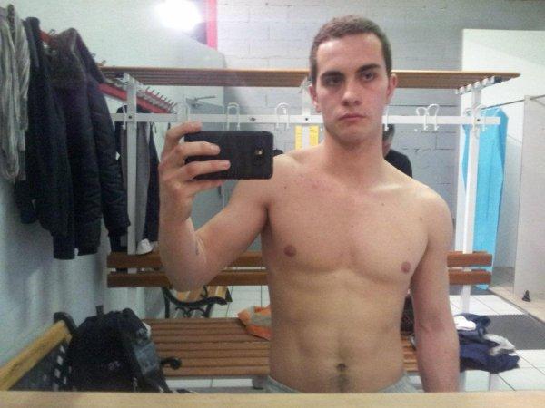 Moi le 16 avril 2012, 69 kg ! ;)