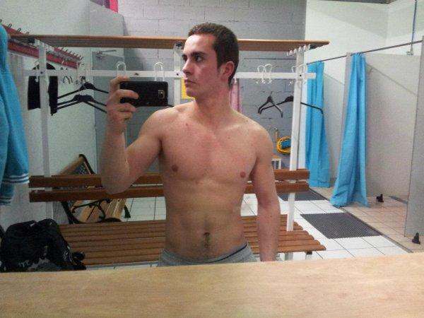Moi le 24 Avril 2012, 70 kg
