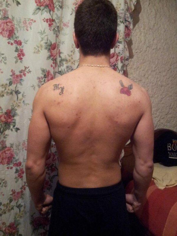 Moi le 29 Avril 2012, 70 kg