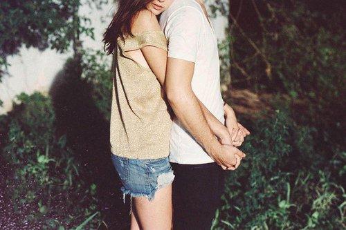 """""""L'amour consiste a être bête ensemble"""""""