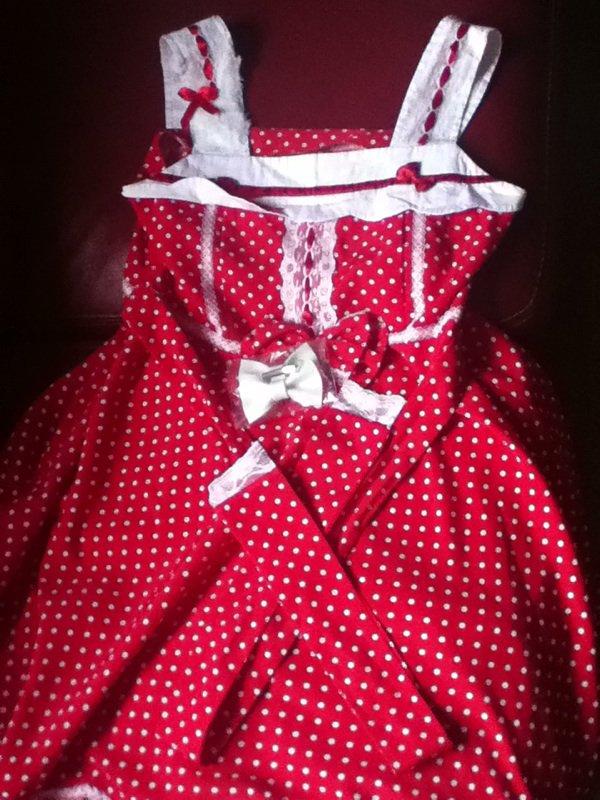 Nouvelle robe lolita ~