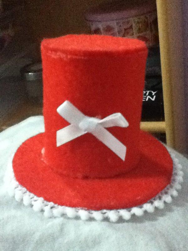 Création d une mini hat ~